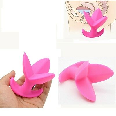 Expanding sex toy