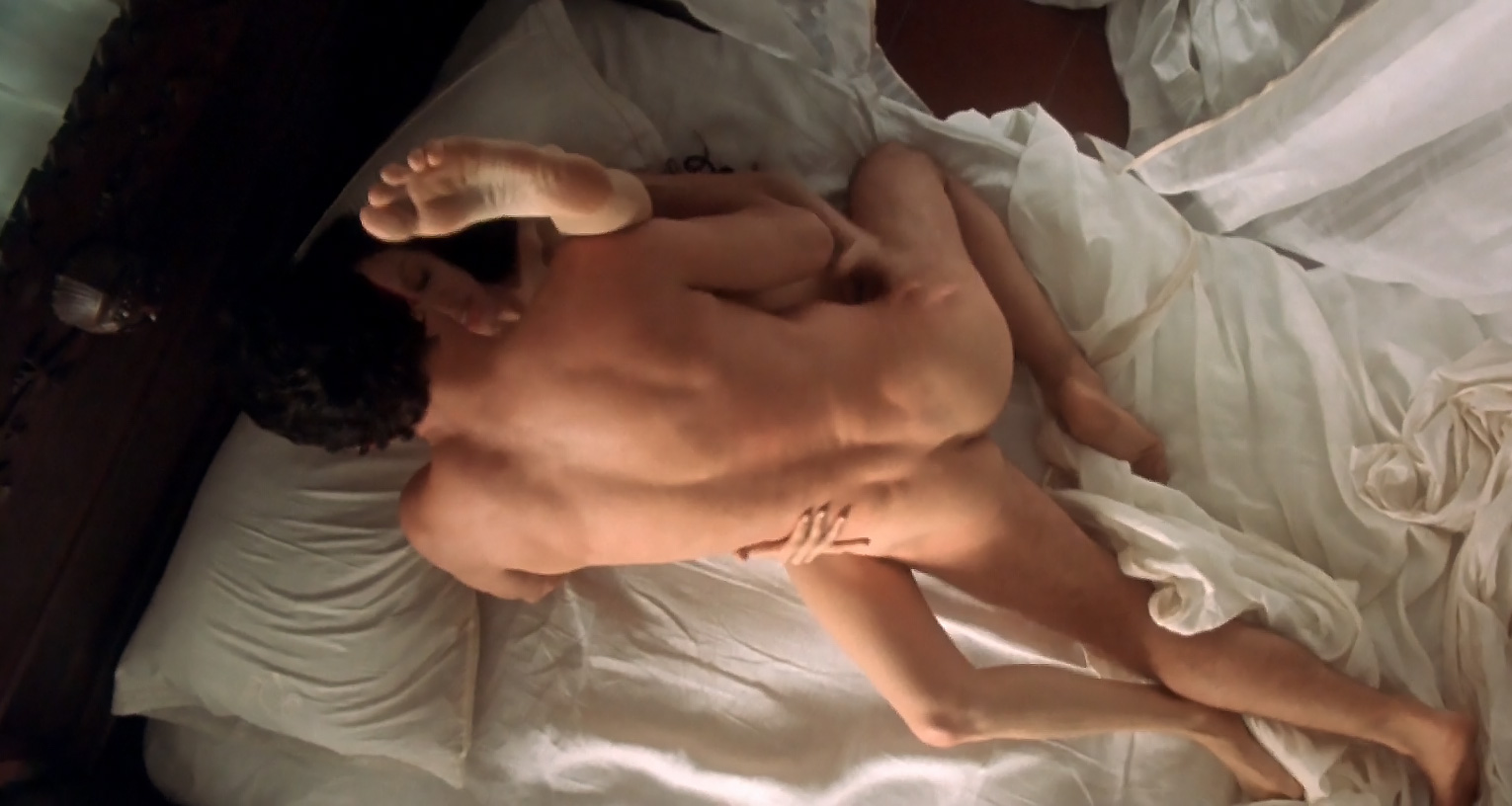 Sexy angelina jolie in naked position