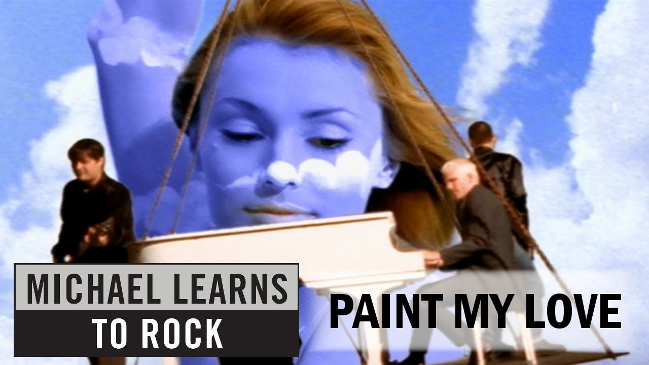 Paint me a song youtube